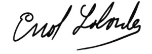 Errol Laborde Signature
