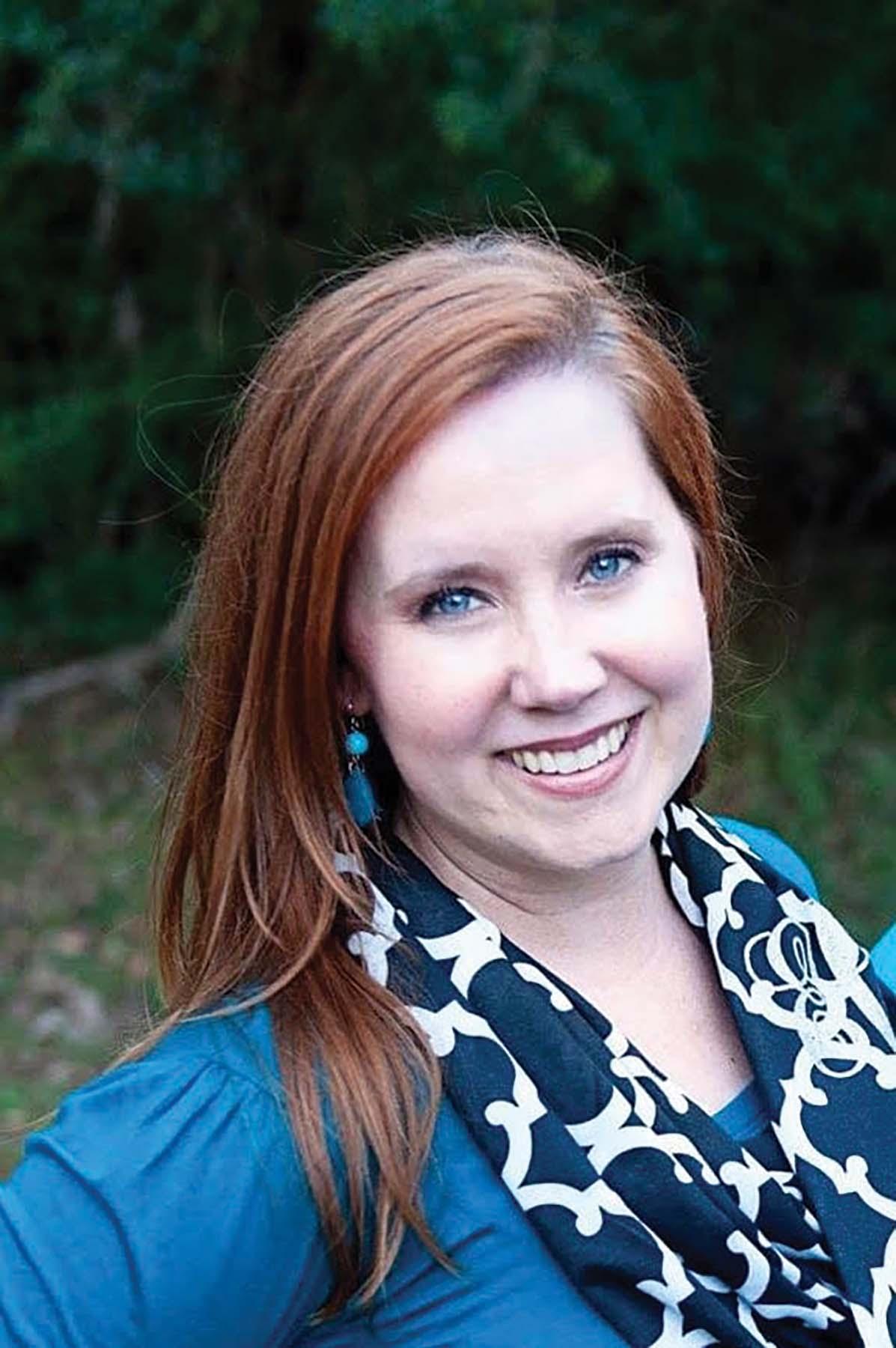 Liz Clearman Headshot